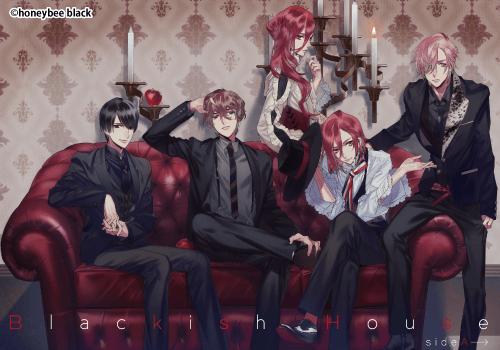 Blackish-House-sideA_初回限定版