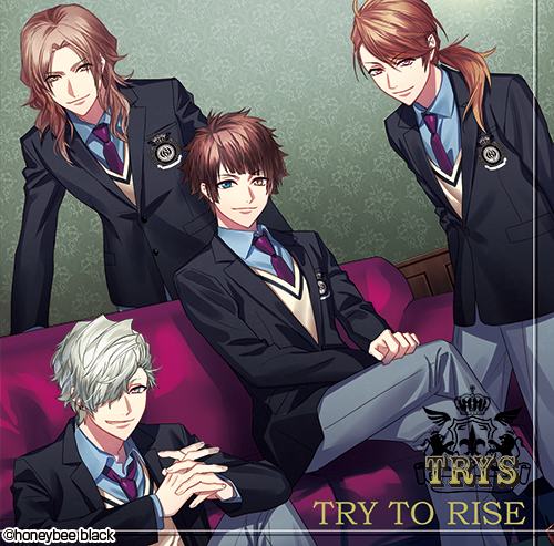DYNAMIC CHORD shuffleCD series 2nd vol.1 TRYS