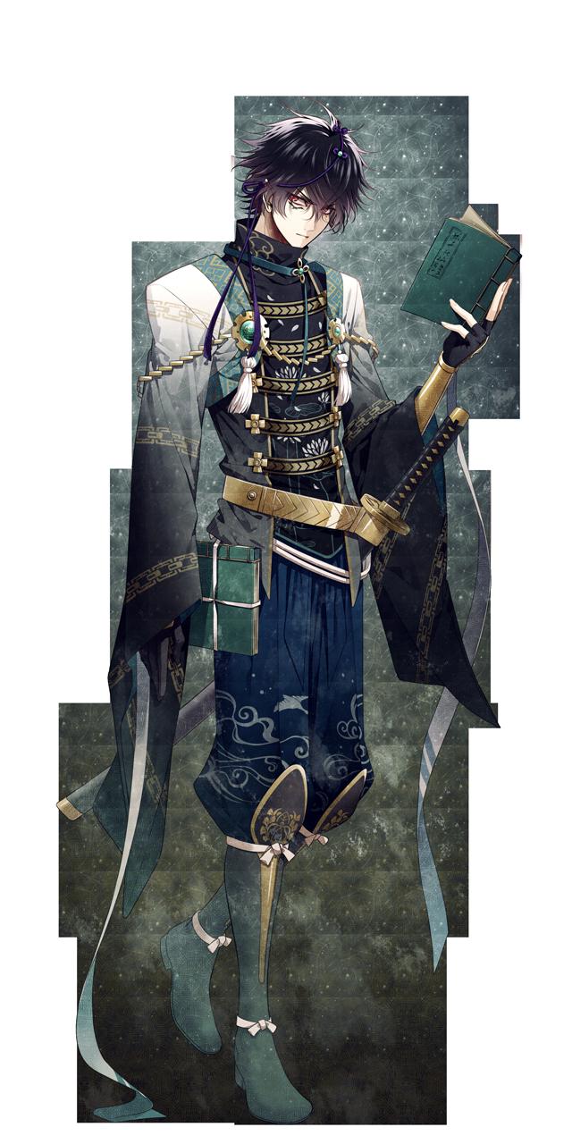 黒田官兵衛(CV: 武内駿輔)