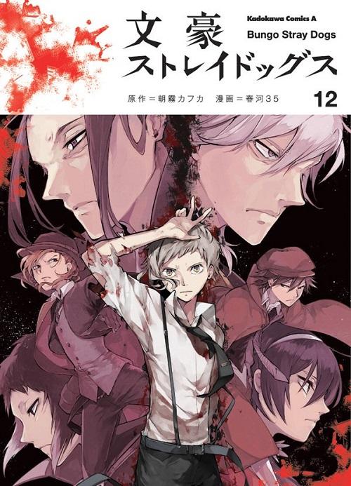 コミックス12巻(4月4日売り)