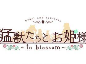 PSVita 猛獣たちとお姫様 ~in blossom~ 店舗特典