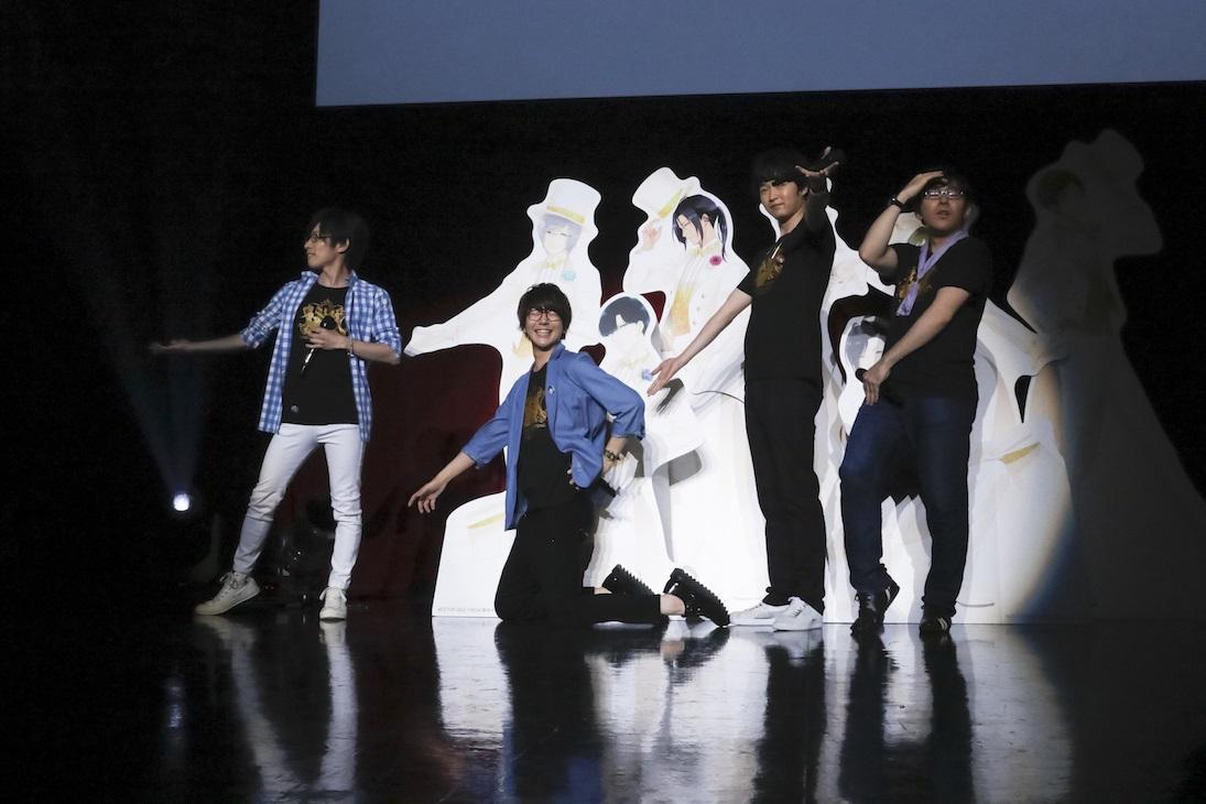 夢キャスファンミイベント写真【集合3】