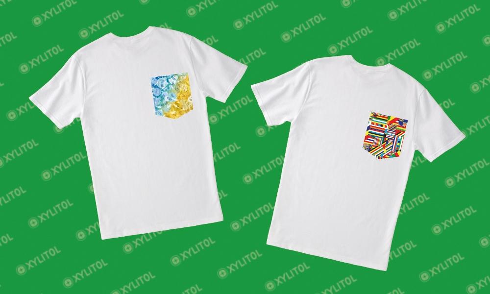 「世界にひとつだけのTシャツが当たるキャンペーン」Tシャツ
