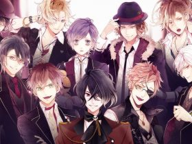 DIABOLIK LOVERS VERSUS Ⅳ