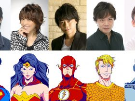 『DCスーパーヒーローズ vs 鷹の爪団』声優一覧