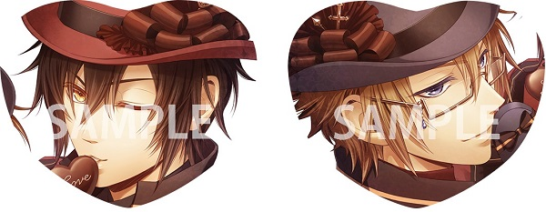 【Code:Realize ~祝福の未来~】 ハート型クッション