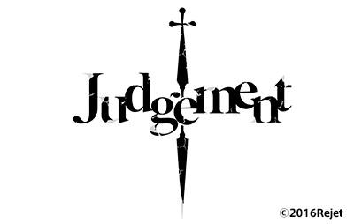 ジャッジメントロゴ