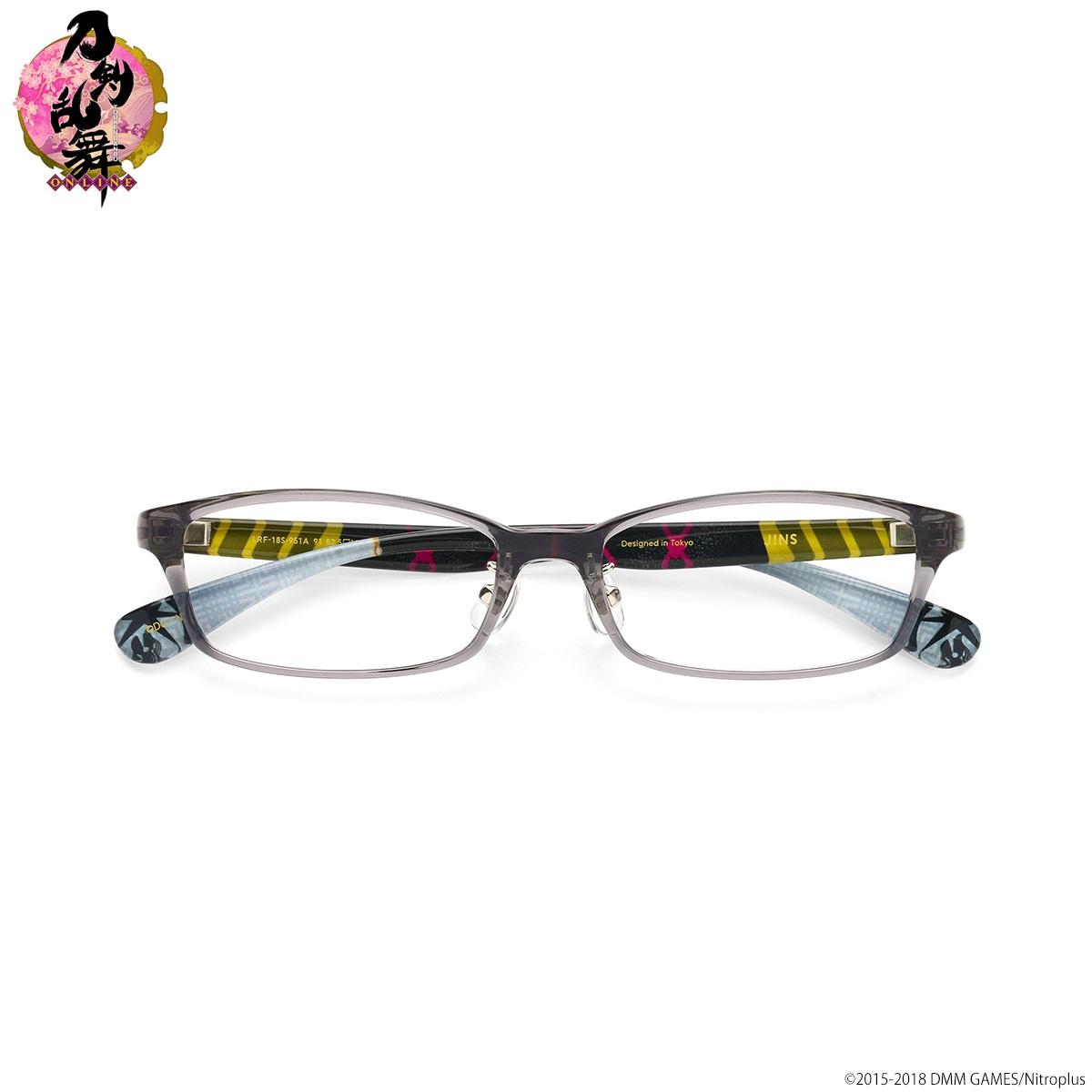 大典太光世モデルメガネ
