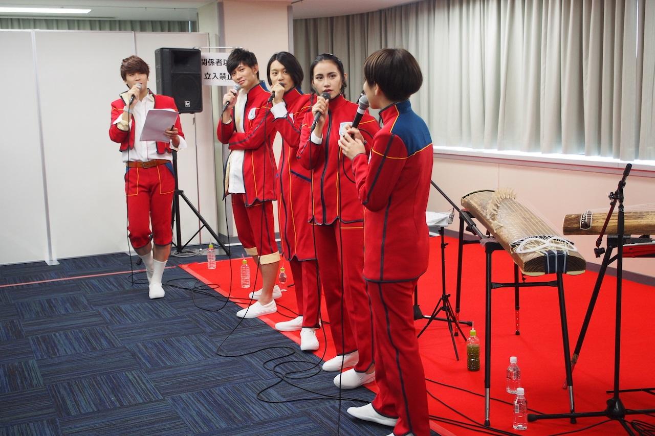 アニメ『ラブ米』「日本酒フェス」イベントレポート2