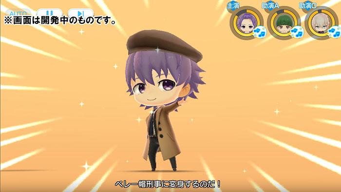【画像】ベレー帽刑事2