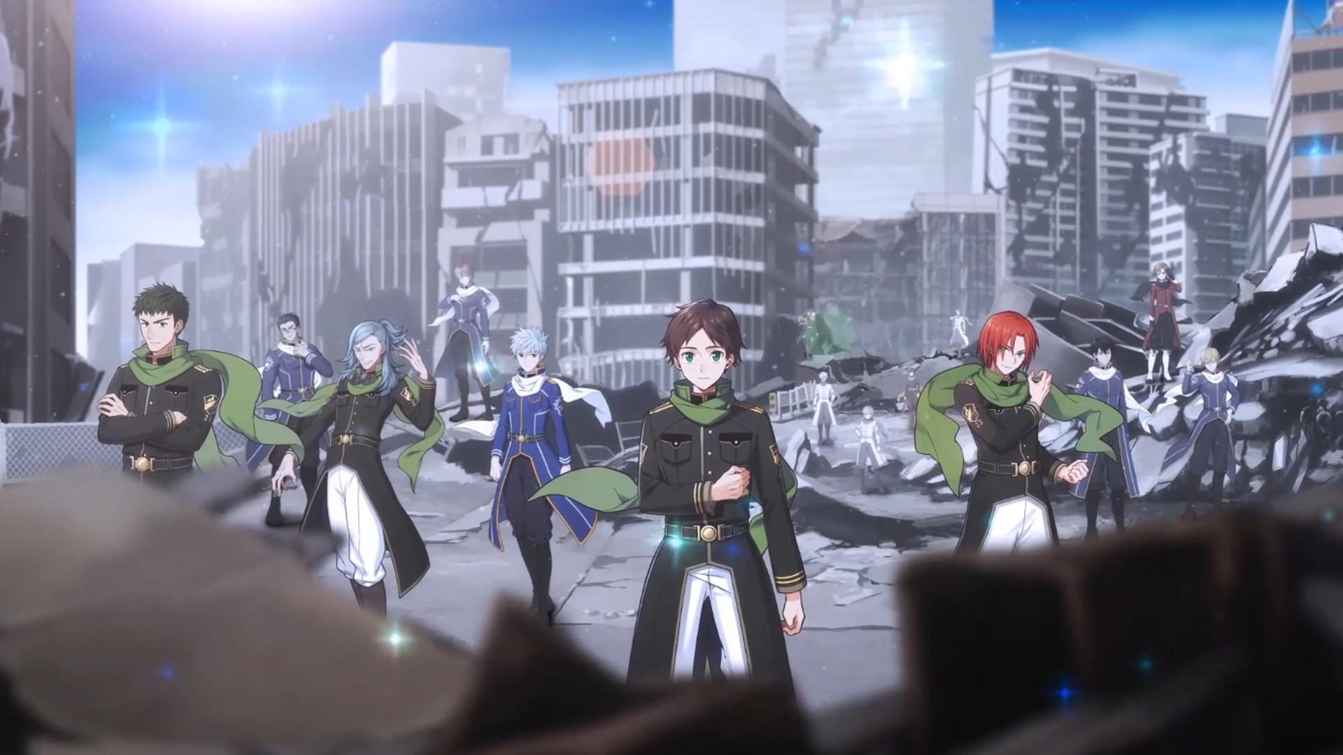 『ワールドエンドヒーローズ』プロモーション映像 第1弾 世界観編