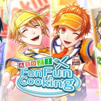 「B-PROJECT 無敵*デンジャラス」期間限定イベント「A to Z! Fun Fun Cooking」