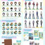 『ワールドエンドヒーローズ』AGF2018の販売商品を公開!