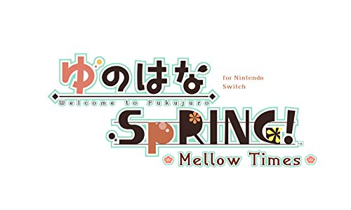 【NS】ゆのはなSpRING! ~Mellow Times~ for Nintendo Switch