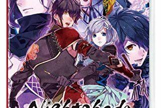 ニンテンドースイッチ『Nightshade/百花百狼』